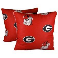 NCAA PillowSet of 2)
