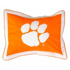 <strong>College Covers</strong> NCAA Printed Pillow Sham