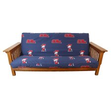 NCAA Futon Cover