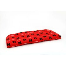 NCAA Settee Cushion