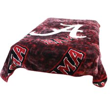 NCAA Throw Blanket
