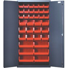 "72"" H x 36"" W x 18"" D Welded Storage Cabinet"