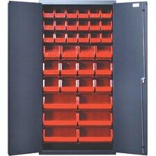 "72"" H x 36"" W x 18"" D Welded Storage Cabinet"