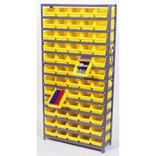 "75"" Economy Shelf Storage Units"