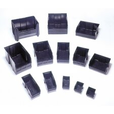 "Recycled Ultra Series Bins (3"" H x 4 1/8"" W x 5 3/8"" D) (Set of 24)"