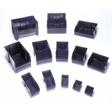 "Recycled Ultra Series Bins (5"" H x 5 1/2"" W x 13 1/2"" D) (Set of 12)"