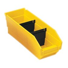 "11 1/8"" Economy Shelf Bin Dividers (Set of 50)"