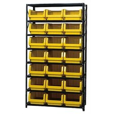7 Shelf Giant Open Hopper Magnum Storage Unit