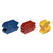 "Quick Pick Double Sided Bin (18 1/2"" x 6 5/8"" x 7"") (Set of 10)"
