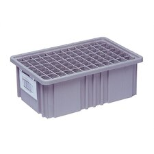 <strong>Quantum Storage</strong> Dividable Grid Storage Container Short Divider for DG91035 (Pack of 6)