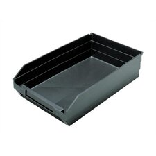 "Conductive Quantum Economy Shelf Bins (4"" H x 11 1/8"" W x 23 5/8"" D) (Set of 6)"