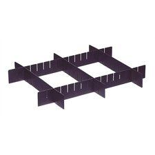 Conductive Dividable Grid Storage Container Short Dividers for DG93060CO (Set of 6)