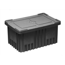 Conductive Dividable Grid Storage Container Large Snap Covers (Set of 3)