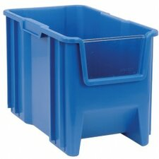Small Heavy Duty Giant Stack Bin Window (Set of 4)