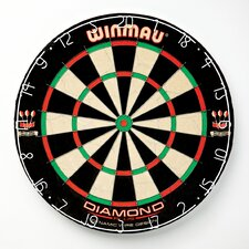 Diamond™ Bristle Dart Board