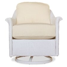Crofton Swivel Lounge Glider with Cushion