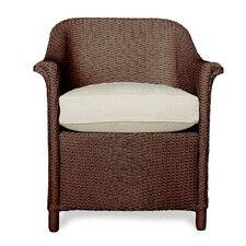 <strong>Lloyd Flanders</strong> Crofton Dining Chair with Cushion