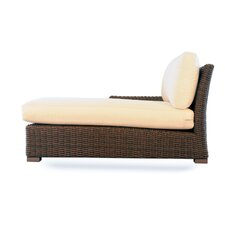 Mesa Right Arm Chaise Lounge with Cushion