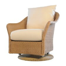 Weekend Swivel Glider Chair with Cushion