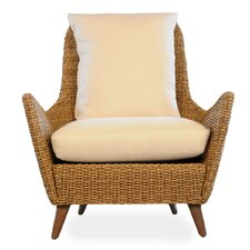 Tobago Hi-Back Lounge Chair with Cushion