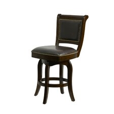 "Soho 24"" Swivel Bar Stool"