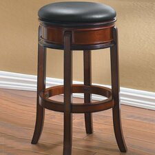 "Magellan 29"" Swivel Bar Stool with Cushion"