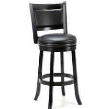 "Augusta 29"" Swivel Bar Stool with Cushion"