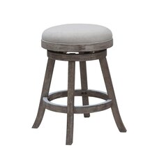 "Fenton 24"" Swivel Bar Stool"