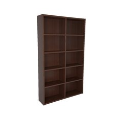 "Techny Whistler 78"" Bookcase"