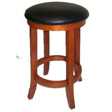 "Juno 24"" Bar Stool with Cushion"