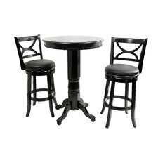 <strong>Boraam Industries Inc</strong> Florence Pub Table with Optional Stools