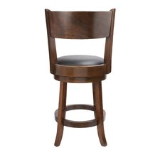 "Palmetto 24"" Swivel Stool"