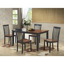 <strong>Boraam Industries Inc</strong> Bloomington 5 Piece Dining Set