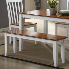 Bloomington Wooden Kitchen Bench