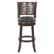 "<strong>Boraam Industries Inc</strong> Sumatra 29"" Swivel Bar Stool with Cushion"