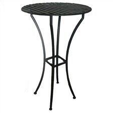 Pangaea Easy to Assemble Iron Bar Table
