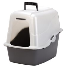 <strong>Petmate</strong> Hooded Litter Pan