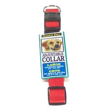 Aspen Pets Adjustable Nylon Dog Collar