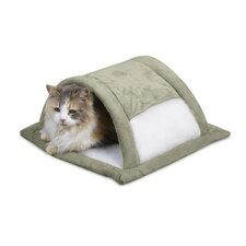 Attract-O-Mat Pet Bedding in Tunnel