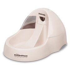 Deluxe Fresh Flow Cat Fountain in White - 108 Oz.