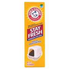 Jumbo Arm and Hammer Drawstring Pet Pan Liner (Set of 8)
