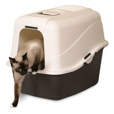 <strong>Petmate</strong> Jumbo Cat Hood Litter Pan