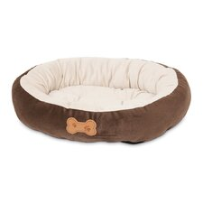 <strong>Petmate</strong> Round Bolster Dog Bed