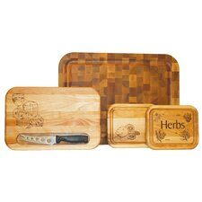 <strong>Catskill Craftsmen, Inc.</strong> Cutting Board Set
