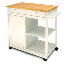 <strong>Catskill Craftsmen, Inc.</strong> Preston Hollow Kitchen Cart