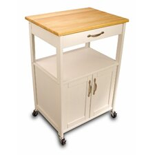 <strong>Catskill Craftsmen, Inc.</strong> Cottage Kitchen Cart