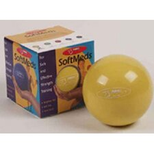 <strong>FitBall</strong> Softmeds 1.1 lbs in Yellow
