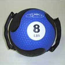"Medballs 9"" in Blue"
