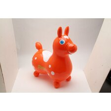 Rody Horse in Orange