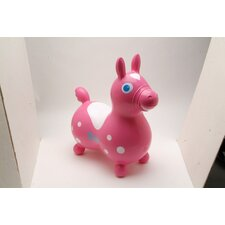 <strong>Gymnic</strong> Rody Horse in Pink